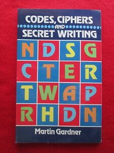 codes ciphers and secret writing