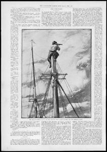 1898-Antique-Print-SPANISH-AMERICAN-War-US-Navy-Look-Out-Guard-141
