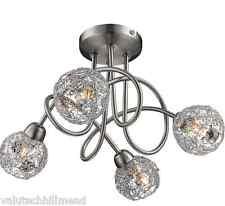CASA COMPLEMENTI SINCLAIR 4 luce semi-flush Soffitto Luce
