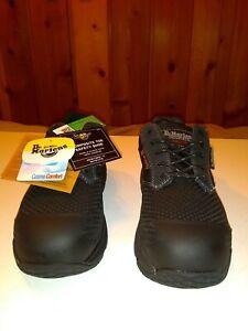28e38e4b8e3 Dr. Martens Calamuslo Composite Toe EH Industrial Work Shoes Black ...