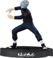 Bandai Naruto Shippuuden Shinobukatachi Collection S Kakashi Hatake Figure