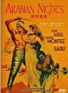 New-DVD-034-Arabian-Nights-034-Sabu-Jon-Hall