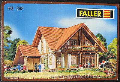 "FALLER 392 - Haus / House / Maison ""Flair"" - Spur H0 - Eisenbahn Modellbausatz"