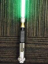 Custom lightsaber Luke Skywalker Star Wars not hasbro or Master Replicas