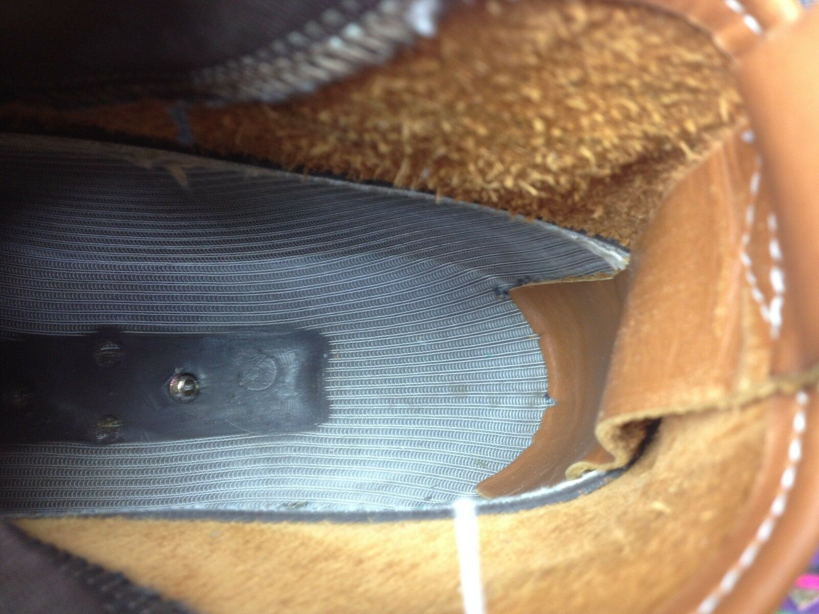 L.L. BEAN BEAN BEAN braun LEATHER MADE IN USA SLIP ON BEAN StiefelWINTER SNOW DUCK Stiefel 8m 2bb39b