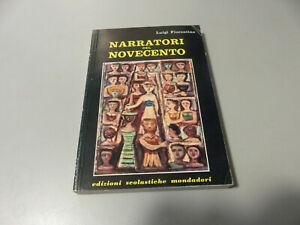 Narradores de Cuentos Novecento - Luigi Florentino - Ed. Escuela Mondadori 1968