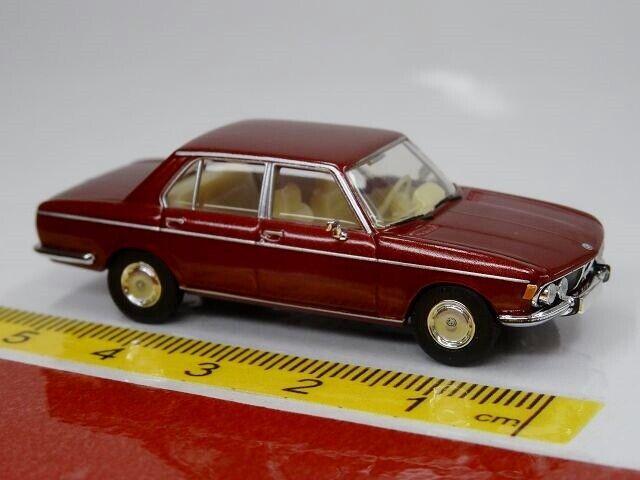 Brekina Starmada: BMW 3.0 Si rot-metallic - 13606