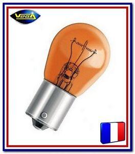 1-Ampoule-Vega-Clignotant-PY21W-BAU15S-Orange-teinte-masse-12496-24V