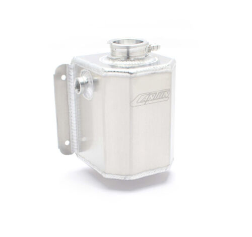 Chamfered Style Canton 80-200C Aluminum Expansion Fill Tank Universal 1.75 Qt