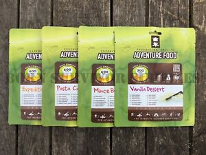 ADVENTURE-FOOD-RATION-PACK-24H-BUNDLE-Freeze-Dried-Camping-Meals-Food-DofE-MRE