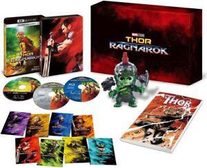NEW-Thor-Ragnarok-4K-UHD-MovieNEX-Premium-BOX-4K-ULTRA-HD-3D-Blu-ray-Japan