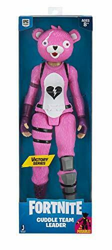 Fortnite FNT0081 Victory Series Cuddle Team Leader Action Figures Toys