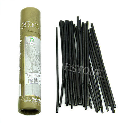 Marie's Pencils Sketch Drawing Charcoal Bar Artist for Oil Painting 25Pcs New