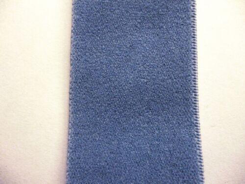 Blue Garter Elastic 1.25 inch//30mm Suspender Drop