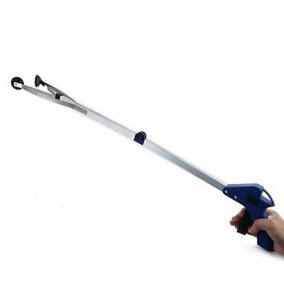 "Foldable Pick Up Tool Grabber Reacher Stick Reaching Grab Extend Reach 32/"" inch"