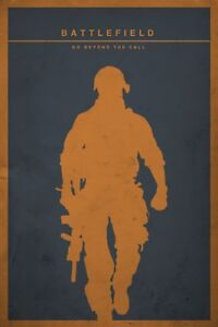 A4 A3 A2 A1 A0| The Witcher 3 Wild Hunt Minimalist Poster Print T263