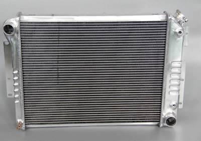 "3 Row Aluminum Radiator 1967-1969 68 CHEVY CAMARO//Pontiac Firebird 21/"" Core 337"