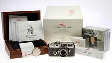Rare! Leica M6 Platinum Anton Bruckner Special Edition Kit w/ 50mm f/2.8 10454