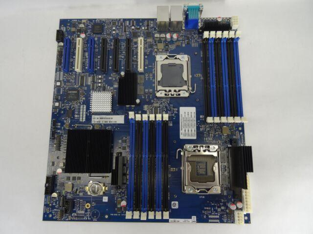 IBM XYRATEX 0944037-02 INTEL DUAL XEON LGA1366 SERVER MOTHERBOARD