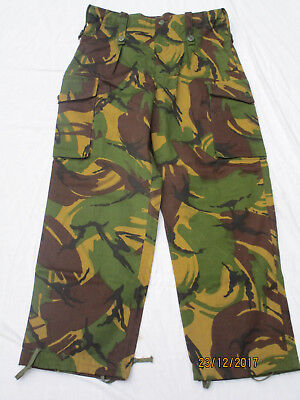 Trousers DPM ,Temperate 1994 Pattern, Gr. 80/80/96 (Small) #15a,J.Compton Sons