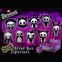 Skelanimals Mini Blind Box Figure One Figure Vinyl Animals Toynami