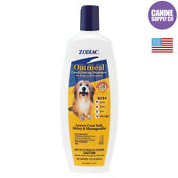 Zodiac Oatmeal Conditioning Shampoo For Dogs & Puppies (fleas + Ticks + Lice)