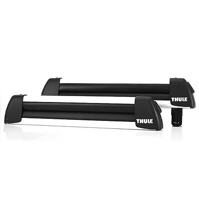 Genuine Thule Ski Carrier Deluxe 727-6 Pairs of Skis 1301032 4 Snowboards