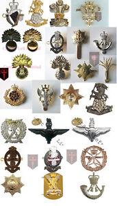 Large-Lot-1-NEW-Official-British-Infantry-Metal-Cap-Badges-100-UK-Made