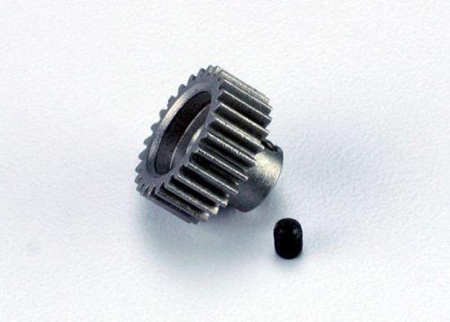 NEW Traxxas 23T Tooth Pinion Gear w//Set Screw 48P Pitch Slash Stampede VXL 4723