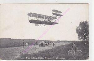CPA-AVIATION-aeroplane-Wilbur-Wright-un-virage