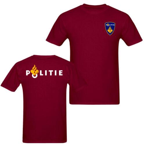 Netherlands Men/'s T Shirt Navy Blue Unisex USA Size