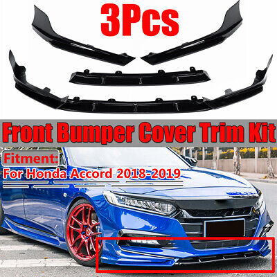New listing For Honda Accord 18-19 Replace Front Passenger Side Lower Bumper Cover Molding