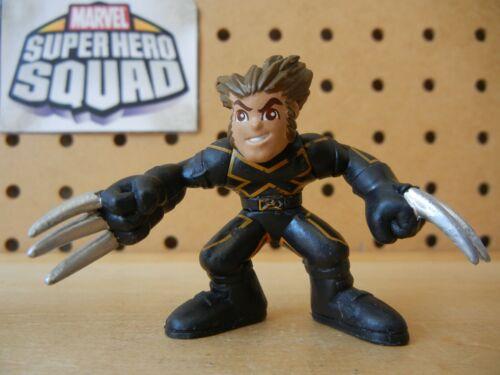 Marvel Super Hero Squad WOLVERINE X-Men Movie Uniform from Wolverine Evolution