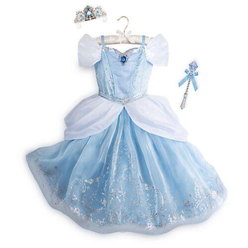Disney Store Cinderella Deluxe Princess Interactive Light Up Costume RETIRED