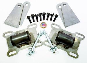 Details about Universal Engine Mount Adapter Swap Kit GEN5, LT LT1 LT4 L83  L86 5 3 6 2 #17041A