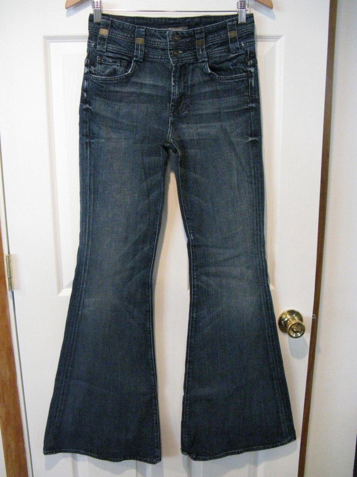 Women's SEVEN for all MANKIND jeans--size 27--Inseam 34--EUC