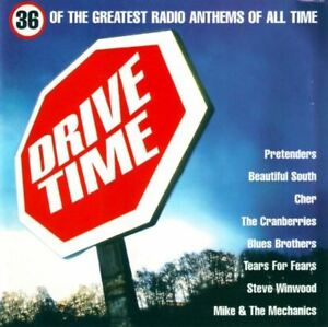DRIVE-TIME-various-2X-CD-compilation-1995-pop-rock-new-wave-synth-pop