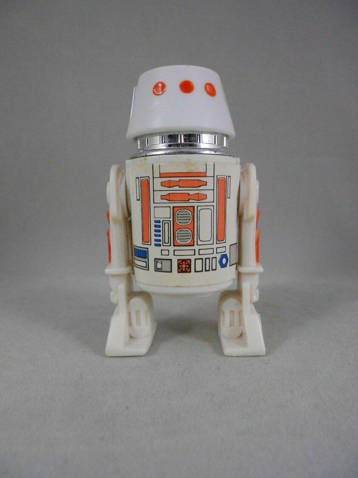 Vintage Star Wars ANH 1978 R5-D4 - Very Very Very Nice  Vintage Sleeve  - Kenner - COO HK 29107f