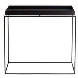 Tray Table Beistelltisch Schwarz Side Table Rectangular Hay Ebay