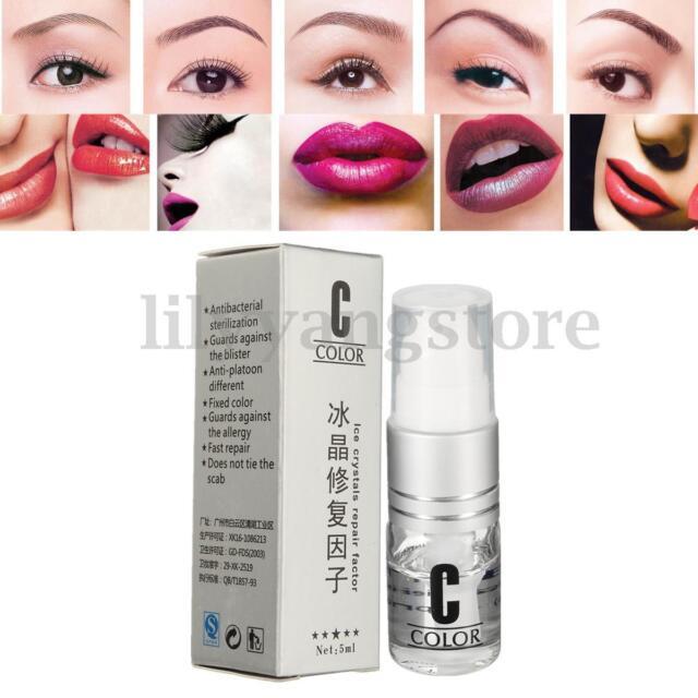 Microblading Permanent Makeup Supplies Eyebrow Repair Gel Vitamin