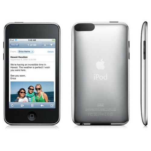 3rd 32GB 5th 6th Generation // 8GB 2nd 4th Apple iPod Touch 1st 16GB 64GB