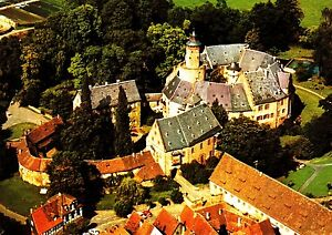 Buedingen-Hessen-Schloss-Ansichtskarte