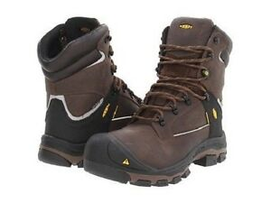 "NIB Keen Utility Portland PR 8"" Soft Toe MADE IN USA ..."