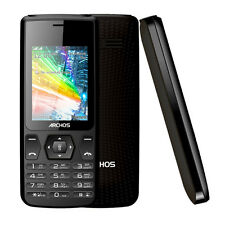 BRAND NEW SEALED ARCHOS F24 POWER DUAL SIM BLACK MP3 LED TORCH RECHARGE N=MODE