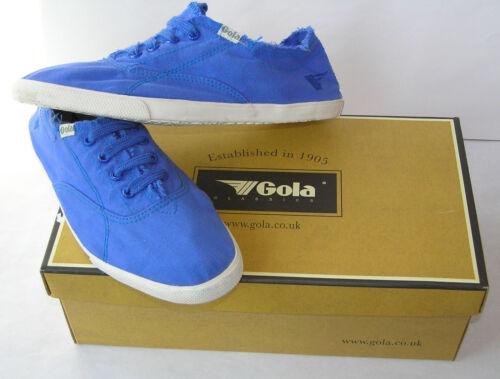 Gola Reef Women/'s Shoe Casual Sneakers Reflex Blue NEW Sizes 6 7 8 9 /&10