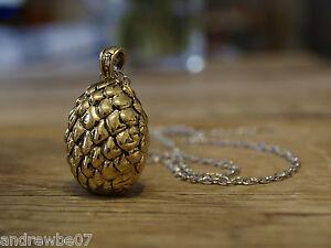 Game Of Thrones Daenerys Targaryen Ring Pearl Whitegold Vintage Cosplay TK