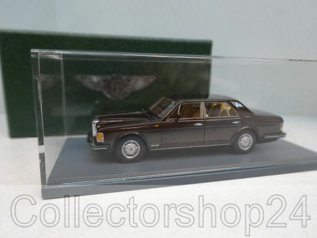 nuovo di marca NEO   Bentley Mulsanne, met. Marroneee, RHD , , , 1980 1 43  acquisti online