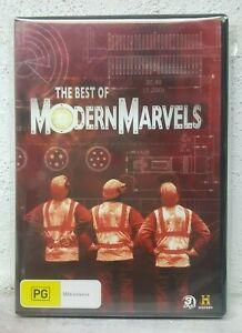 Modern-Marvels-DVD-SET-7-HOURS-History-Channel-RARE-REGION-4-AUSTRALIA