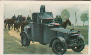 N-69-French-Cavalry-armored-tank-Car-Panzer-World-War-Germany-WWI-30s-CHROMO