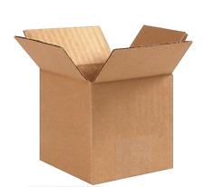 Professional Shipping Boxes Wholesale 4 X 4 X 4 32 Ect 25bundle